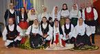 Gruppo folk sardo Naramì...