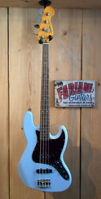 Fender Squier Jazz Bass Classic Vibe´60, Squier E-Bass, Musik Fabiani Guitars, Calw, Horb, Nagold, Stuttgart, Karlsruhe, Baden Baden