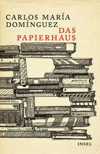 Ein Haus aus Papier, eine Liebeserklärung an das Lesen und an die Bücher. Endlich wieder aufgelegt ...