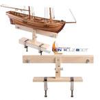 Hilfs-Werkzeug, Schraubstock, Schiffshalterung, Plankenbieger-Zange usw.