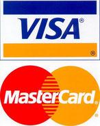 VISA.Masterカード支払いOK☆