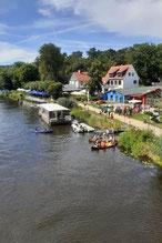 Söhnle-Werft am Teltowkanal