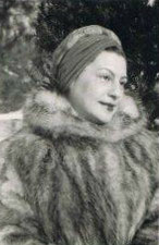 Comtesse née Ludmilla Feodorova