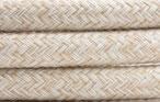 Textilkabel kiesel