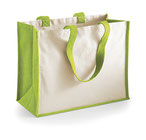 Taschendruck Printers' Jute Classic Shopper Westford Mill