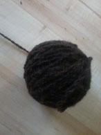 verzwirnte Wolle (2Fäd.)