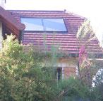 Chauffe eau solaire individuel, CESI, intégration toitutre