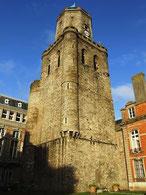 Beffroi de Boulogne-sur-mer, 1214 /Wikipedia