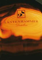 Das Bild zeigt die Foto der Lantenhammer Destillerie