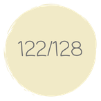 selbstgenähte Kinderkleidung Gr. 122/128