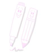 Sketchnote Kontakt, Visual Design Conrad
