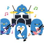 ペンギンズというバンドの絵