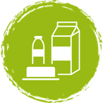 Molkerei Produkte