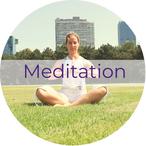Katrin Pfeffer, Meditation, Energie in Bewegung