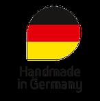 Handmade in GERMANY