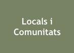 Treballs per locals i comunitats