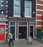 Coffeeshop Cannabiscafe Maximillian Haarlem