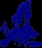 Map of Europe - kunnasberg.de