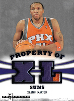 SHAWN MARION / Property of XL - No. PO-SM  (#d 8/10)