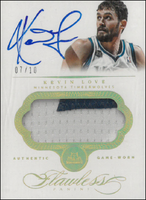 KEVIN LOVE / Auto Patch - No. PA-KL  (#d 7/10)