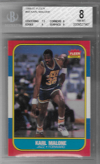 KARL MALONE / Rookie - No. 68 of 132