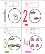 Los primeros números (Segunda parte)