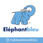 Eléphant Bleu Châteauroux-Déols-Le Poinçonnet