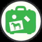 Neustadt Dosse Dreetz Naturpark Westhavelland Urlaub mit Pferd Pferdeurlaub Pony Pferdetransport Berlin Brandenburg