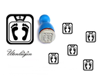Ministempel für Filofaxing, Bullet Journal