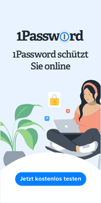1Passwort, 1Password, Password Manager, onepassword, password, ipassword, security, Sicherheit