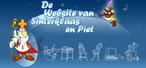 De website van Sint en Piet