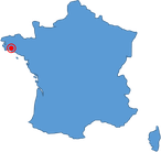Frankreichkarte