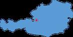 Österreich-Karte