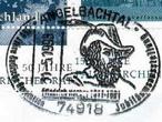 Sonderbriefstempel 1998