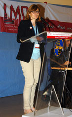 Dr Delphine Réa Hématologue  Conference LMC France Patients experts regards croisés 27 Septembre 2014 TIMONE MARSEILLE LEUCEMIE MYELOIDE CHRONIQUE JOURNEE MONDIALE WORLD CML DAY