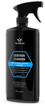Reinigungsmittel zur ultimativen Reinigung von Leder-Laptoptaschen