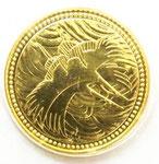 K24 純金 平成5年 皇太子殿下御成婚位記念 5万円金貨 コイン