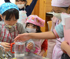 子ども料理教室のこだわり 異年齢との関り