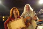 Eva Denk und Chris Amrhein