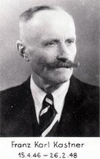 Franz Karl Kastner
