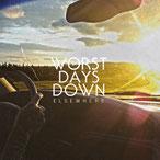 WORST DOWN - Elsewhere LP/CD