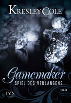 Cover Gamemaker von Kresley Cole