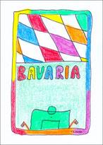 Bavaria Ellerbäh, von 13 auf 8