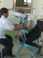 animation massage en entreprise