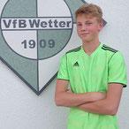 Patrick Brunen absolvierte eine überragende Vorstellung im zentralen Mittelfeld
