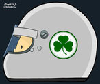 Helmet of David Kennedy  by Muneta & Cerracín