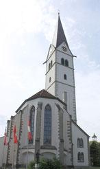 Die Kirche in Markdorf