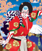 Genkuro, nel Teatro Kabuki