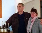 Sándor und Mária Simkó