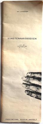 Kunstenaarsboeken, Guy Schraenen Archive for Small Press & Communication A.S.P.C.